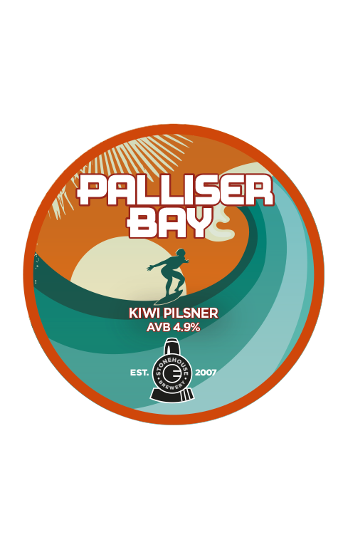 6535 Stonehouse Palliser Bay keg badge for web_