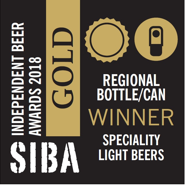 Specilaity Bottle Award GOLD 2018
