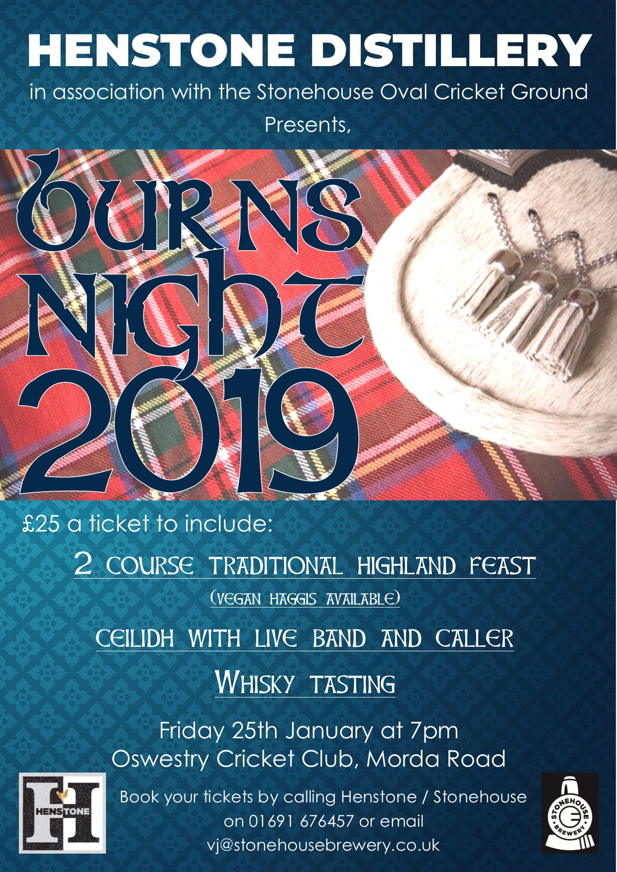 Burns Night 3