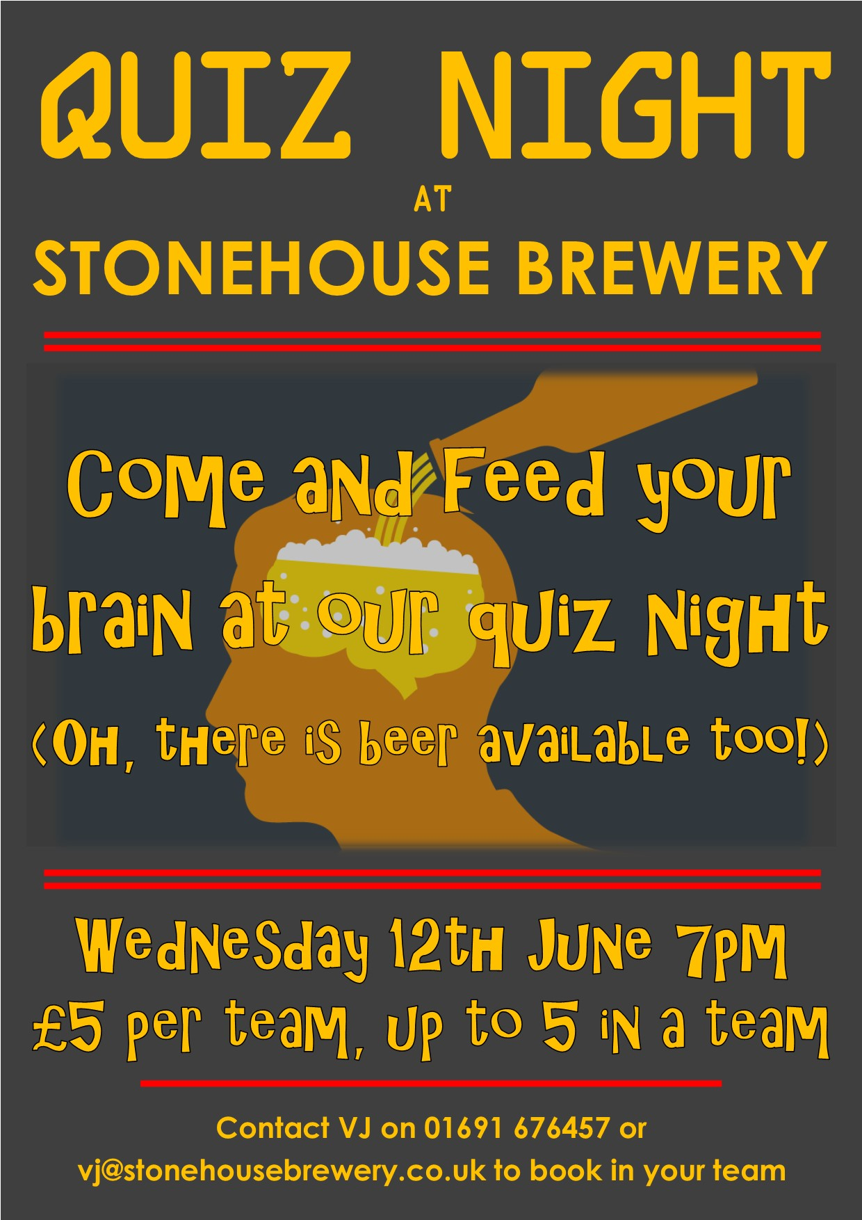 Quiz Night June