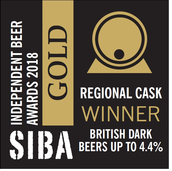 Dark Beer Cask Award GOLD 2018