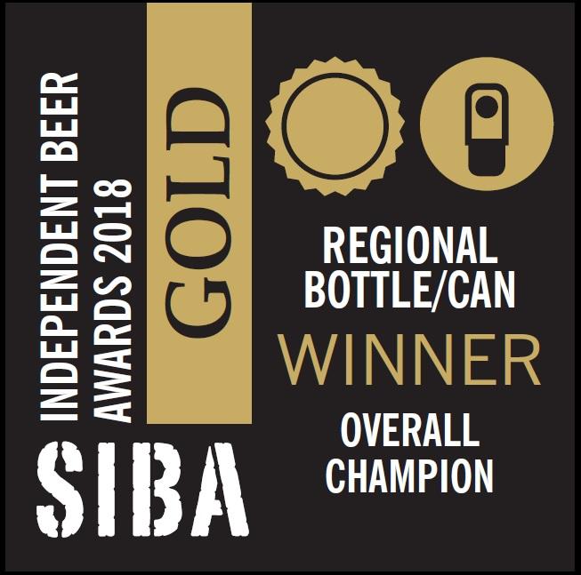 Gold Bottle Award 2018