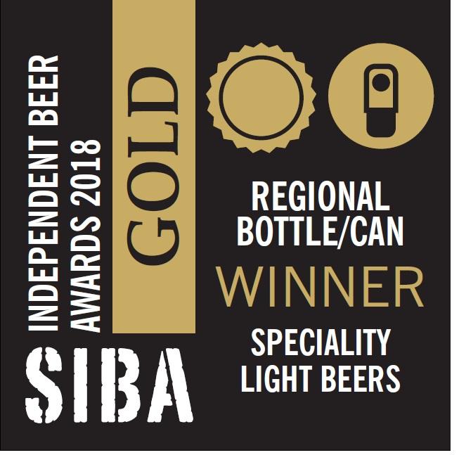 Specilaity Bottle Award GOLD 2018