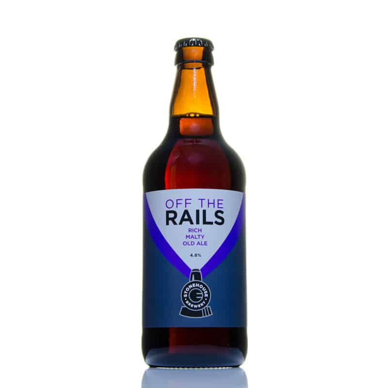 Off The Rails Rich Malty Old Ale 4.6%